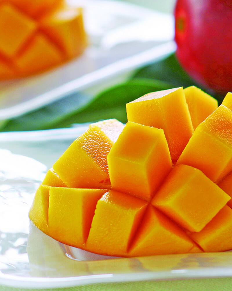 美味しそうなマンゴー
